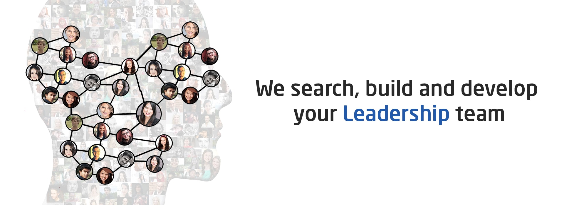 We Develop your Leadership Team